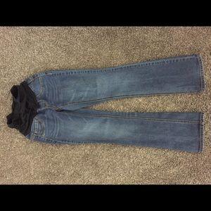 Jessica Simpson Maternity jeans